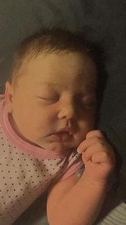 newborn homebirth baby
