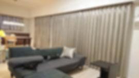 フジエテキスタイルカーテン