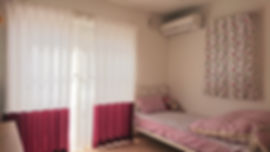 名古屋市港区子供部屋カーテン