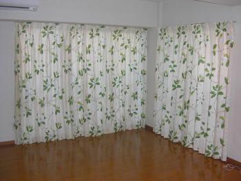 サンダーソンカーテン