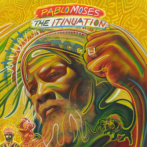 PABLO MOSES - The Itinuation (vinyle)