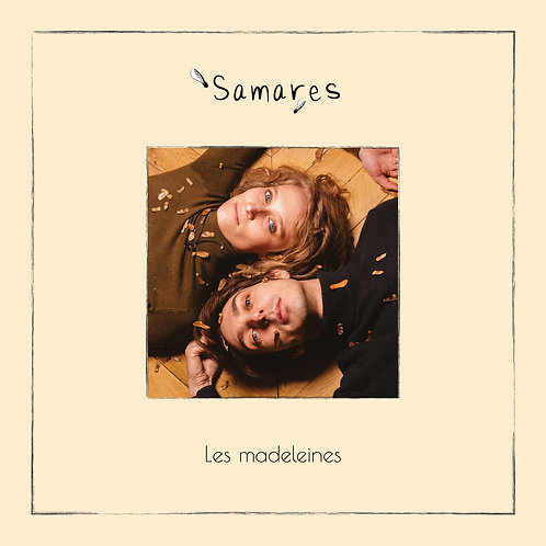 SAMARES - Les madeleines