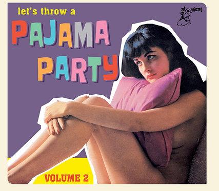 PAJAMA PARTY - Vol. 2 (CD)