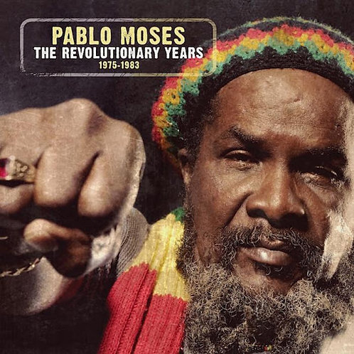 PABLO MOSES - The Revolutionary Years 1975-1983 (CD)