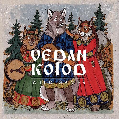 VEDAN KOLOD - Wild Games (CD)