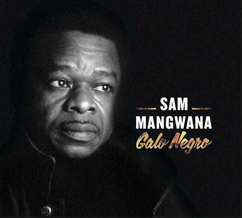 SAM MANGWANA - Galo Negro (vinyle)