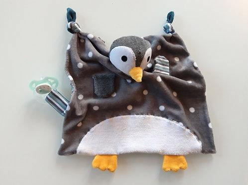 Zipfeltuch Pinguin