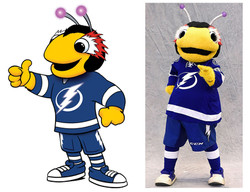 ThunderBug - NHL Tampa Bay Lightning