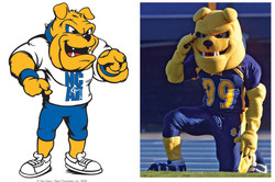 N. Carolina A&T Bulldog