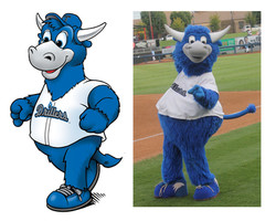 Hornsby - Tulsa Drillers - miLB
