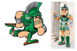 Sparty - Michigan State Univ.