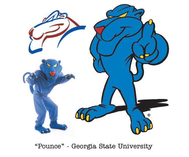 Pounce - original Georgia State Univ