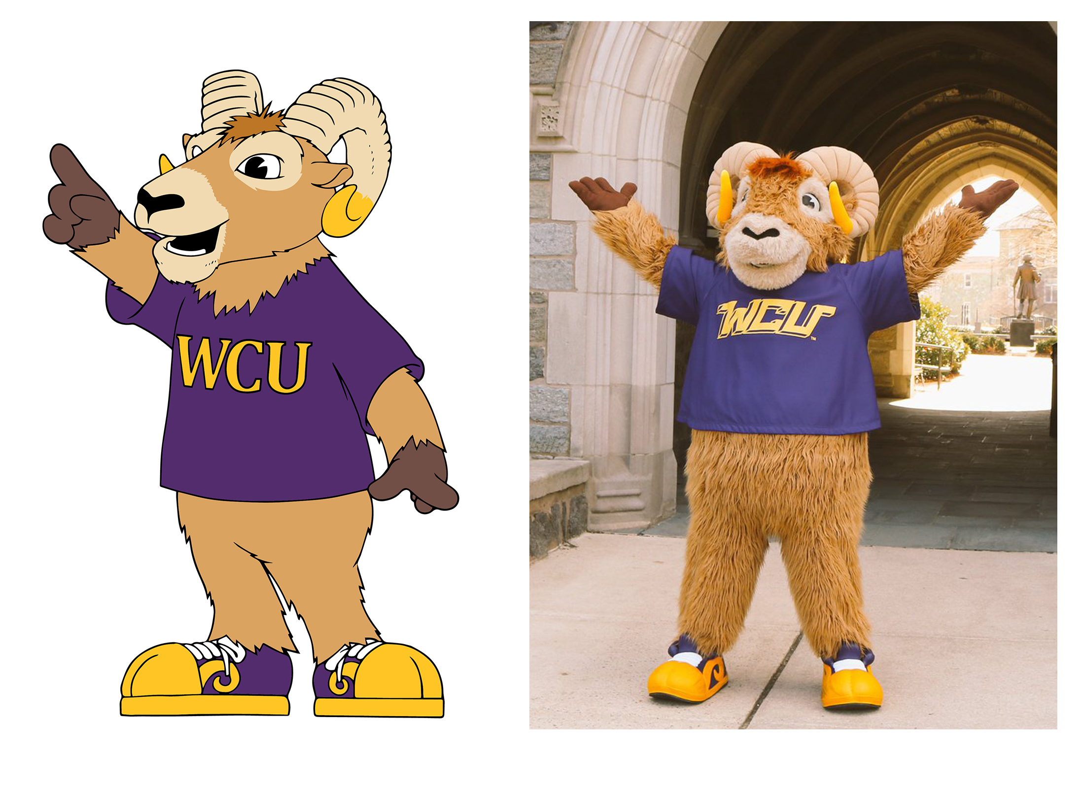 Character - Rammy West Chester - combo