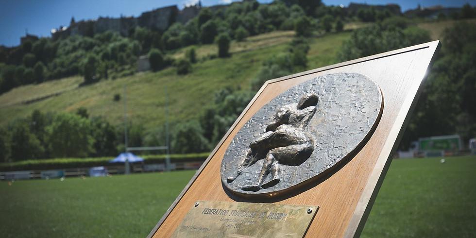 Dernier match de la saison à Fresneau : ESL Rugby - Autun