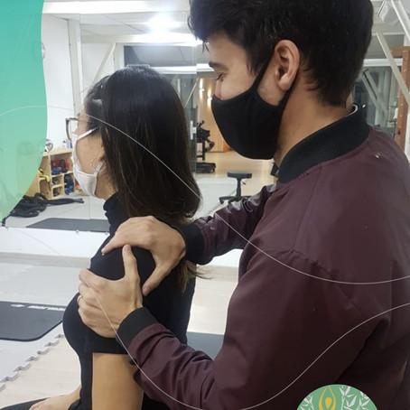 Trabalho preventivo para garantir a saúde dos ombros em atletas e não atletas