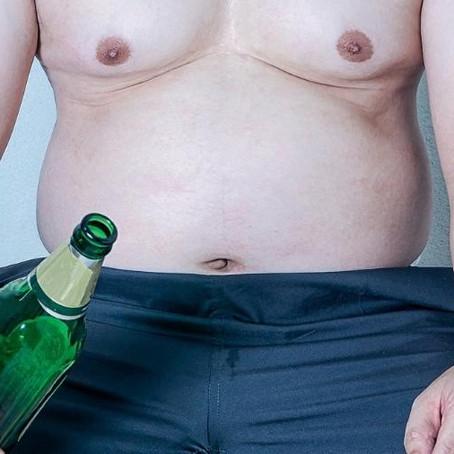 A culpa da minha barriga é da genética da família!