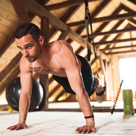 #3 dicas úteis para treinar o core