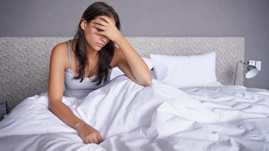 Dor durante o sexo