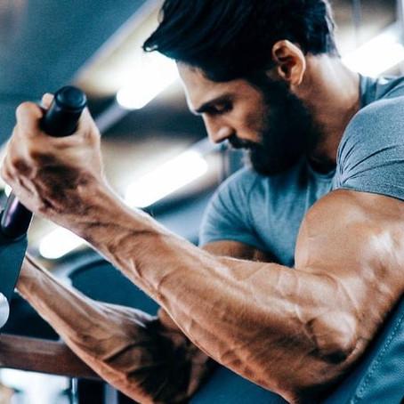 O tamanho dos músculos nem sempre significa mais força