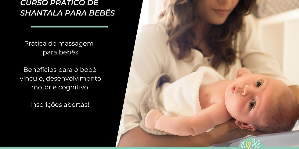 Shantala - Massagem para bebês