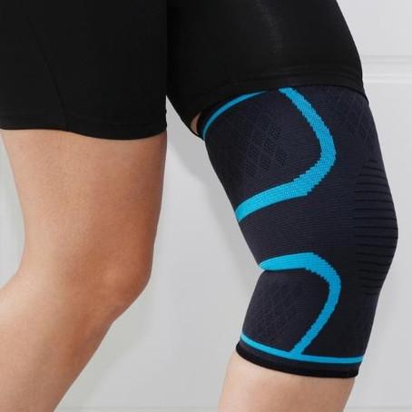 Usar joelheira faz bem ou mal à saúde dos joelhos? Veja o que é mito!