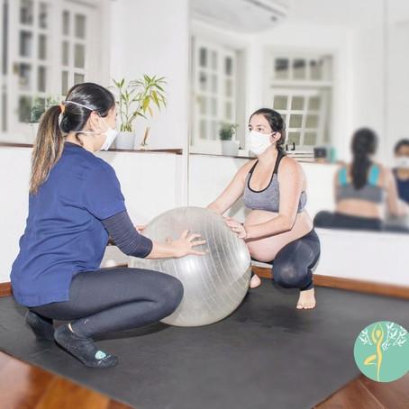Por que o Pilates é uma excelente opção de atividade específica para gestantes e no pós parto?