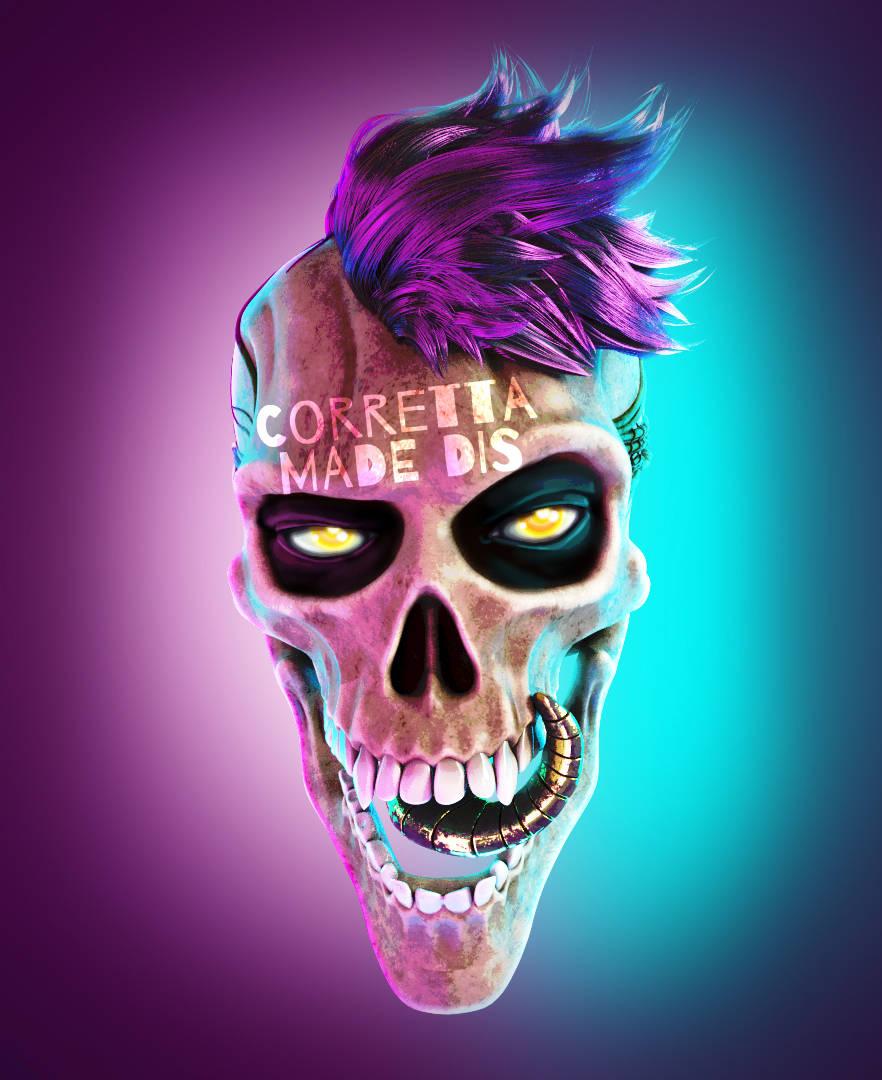 Skull Portrait 80s.jpg