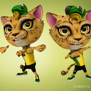 Chloe Cheetah