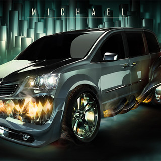 Michael the Demon Minivan