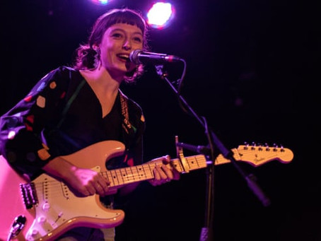 Stella Donnelly review – playful guitar-pop with witty, gritty truths