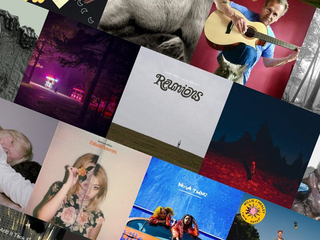 THE BEST GUITAR ALBUMS OF 2020