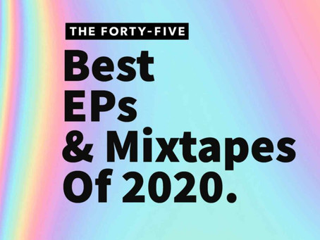 The Best EPs and Mixtapes of 2020