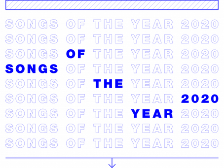 The 50 best songs of 2020