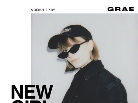 GRAE - 'New Girl' Review