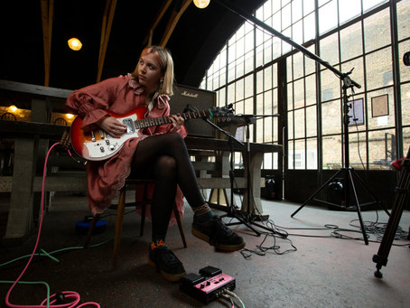 Maya Delilah On Loops, Learning And Being Very Picky About Her Guitars