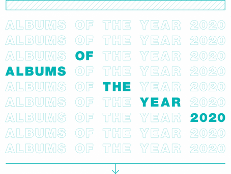 The 50 best albums of 2020