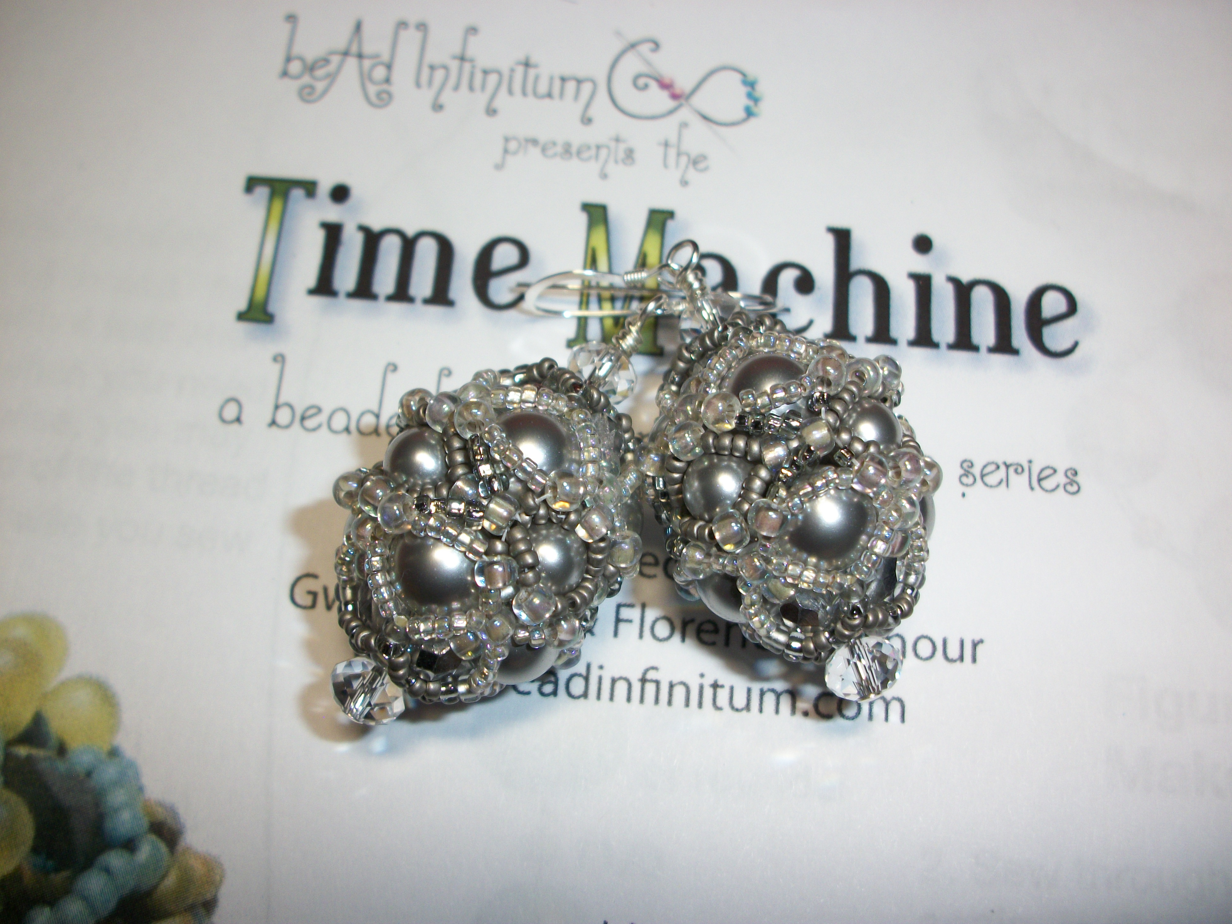 Time Machine Earrings