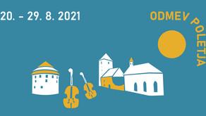 Odmev poletja - poletni cikel komornih koncertov