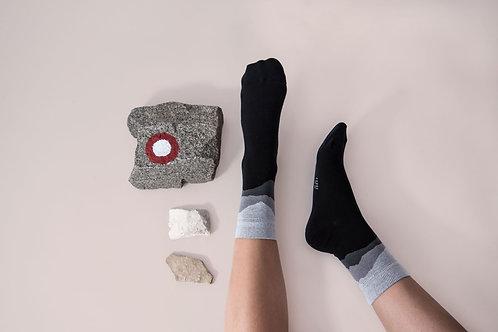 Cotton Socks //ALPINE SILHOUETTE