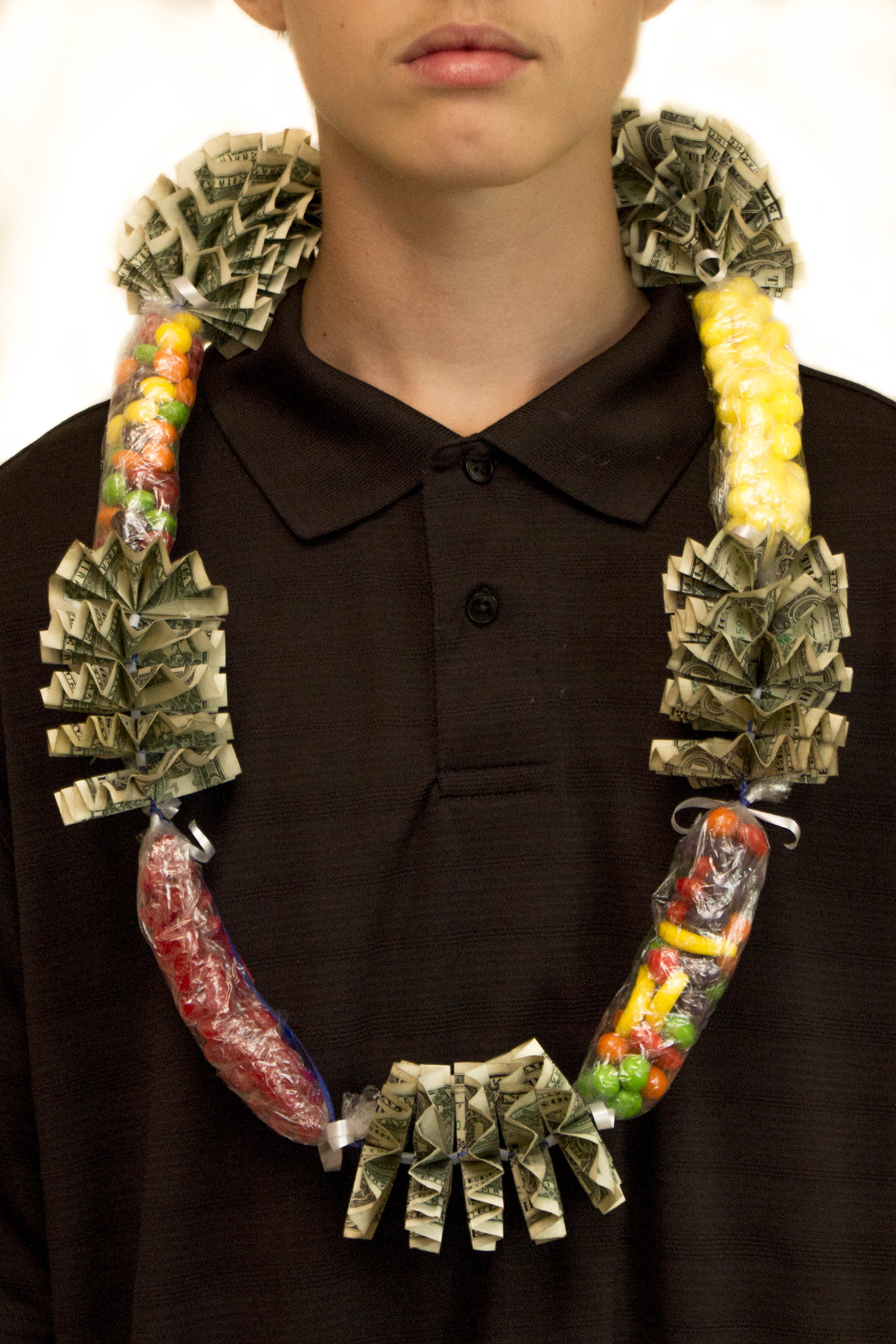 Money and Candy Lei