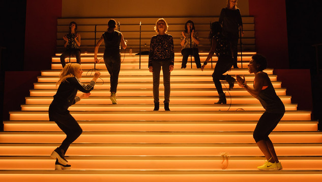 Blurred Lines - National Theatre