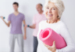 Remise en forme - Newave Fitness