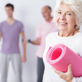Aktives AtemCoaching Anfängerkurs: AtemPower für Senioren 1