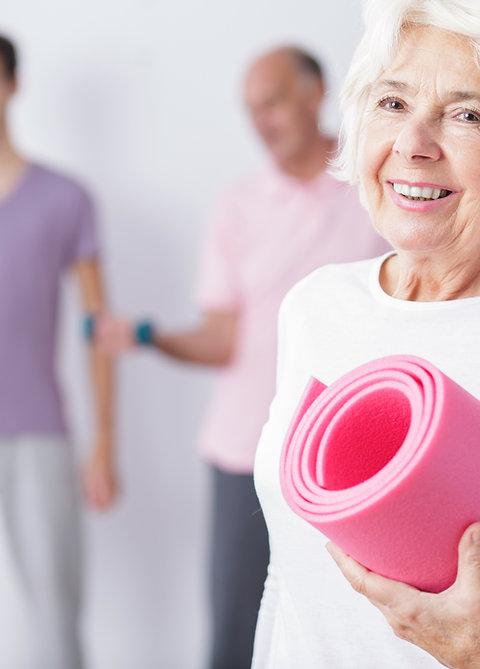 Level 3  for Designing Exercise Programmes for Older Adults