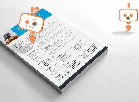 Is a resume template of any importance in your job search?