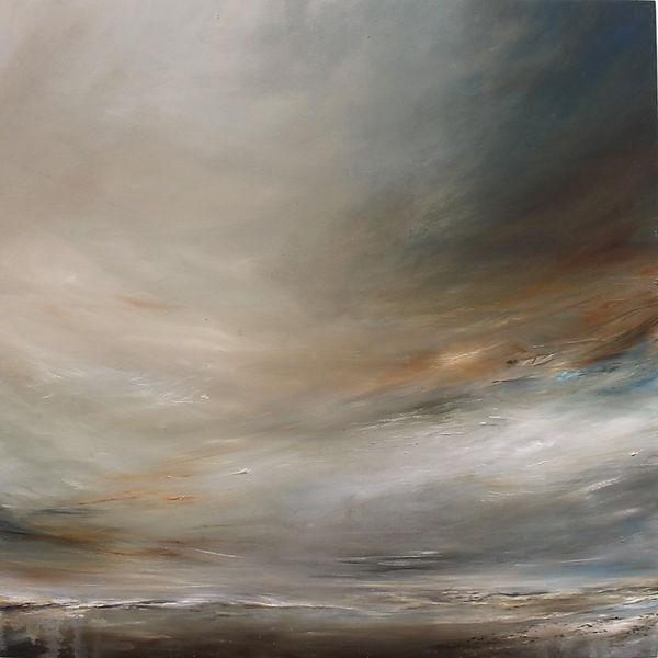 'North Berwick', 100x100cm.jpg