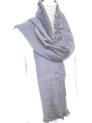 écharpe laine et viscose