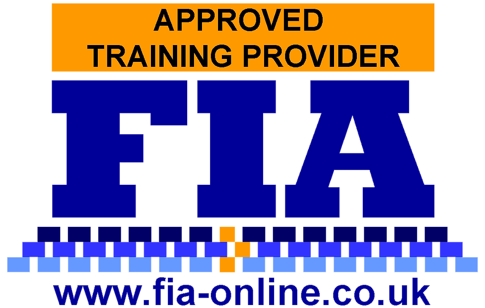 FIA Approved Training Provider