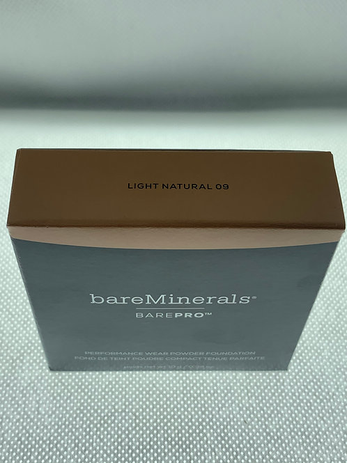 Bare Pro Light Natural 09