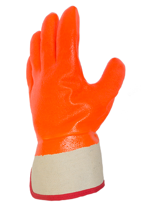 6100W. Insulated PVC Dipped Glove with Smooth Finish